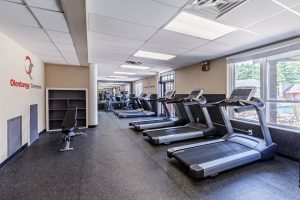 Olentangy Commons fitness center